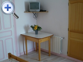Appartement Rose - Chambre